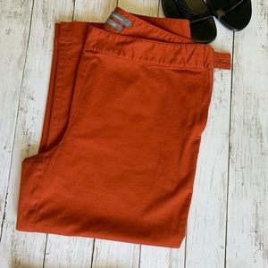 Liz Claiborne business casual capris.